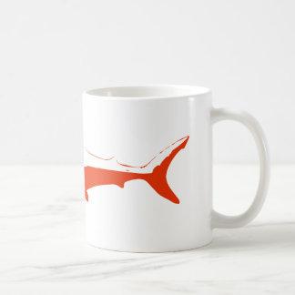 Shark, so hug me! classic white coffee mug