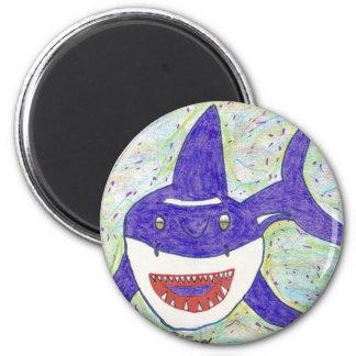Shark Species Magnet