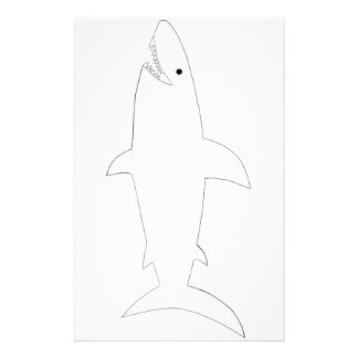 Shark! Stationery