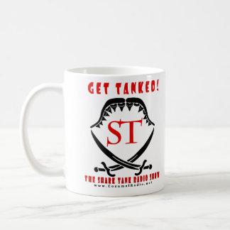 Shark Tank radio show mug