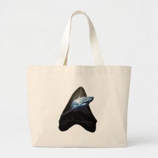 Shark Tooth Canvas Bags