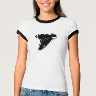 Shark tooth t shirt for women