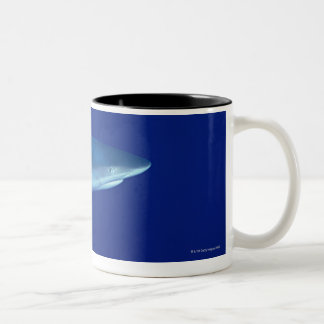 Shark Two-Tone Coffee Mug