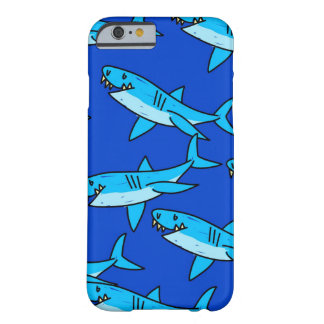 Shark Wallpaper Barely There iPhone 6 Case