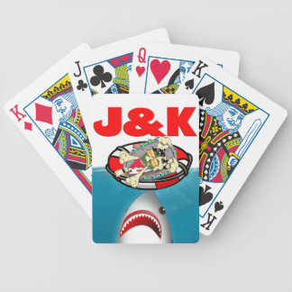 Shark Weak Elite Cards Poker Cards