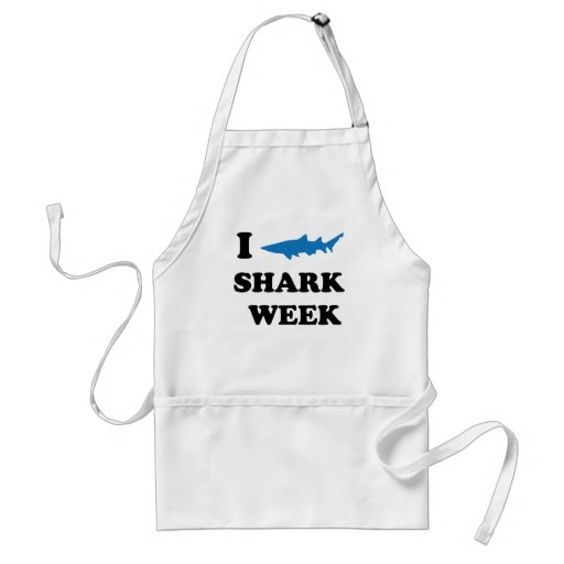Shark Week Aprons