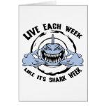 Shark Week Cards
