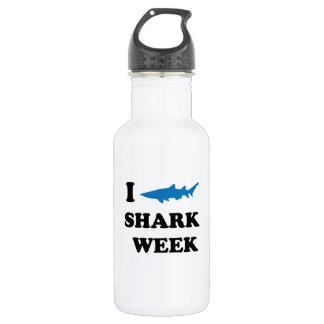 Shark Week 18oz Water Bottle