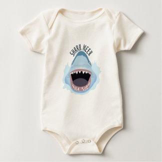 Shark Week Rompers