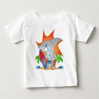 Shark Week Surfer T-shirts