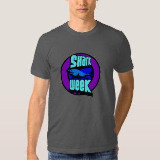 Shark Week Tee. T-shirt