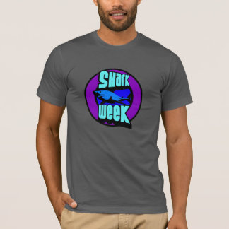 Shark Week Tee. T-Shirt