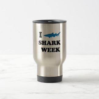 Shark Week Travel Mug