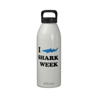 Shark Week Drinking Bottles