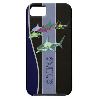 shark -  wild animals iPhone 5 covers