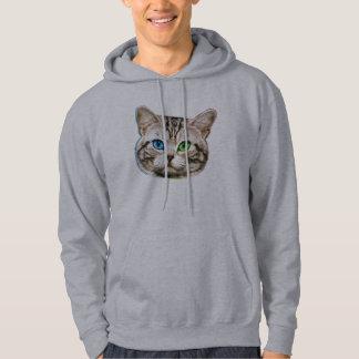 sharkcat 2 hoodie