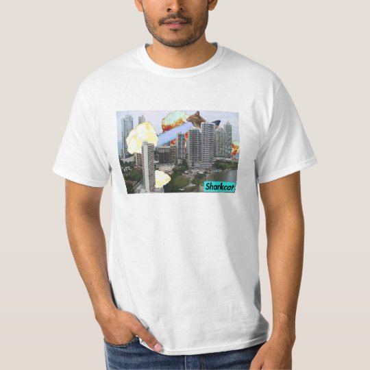 SHARKCATZILLA T-Shirt