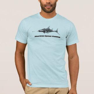 SharkJet SpearFishing T-Shirt
