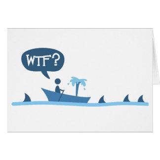 Sharks Card