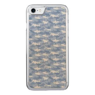 Sharks Carved iPhone 8/7 Case