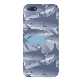 Sharks Case For The iPhone 5