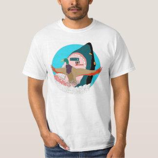 Sharks Eat Ducks T-Shirt