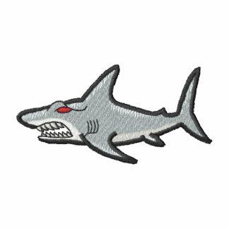 Sharks Embroidered Polo Shirts