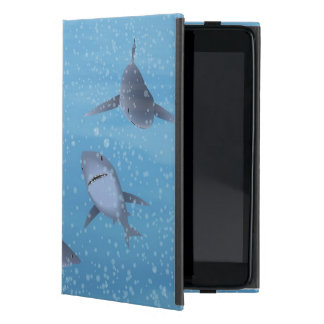 Sharks in Water iPad Mini Cover