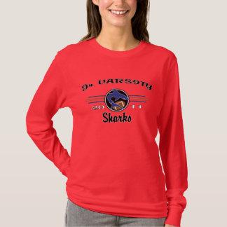 Sharks Jr Varsity 2011 T-Shirt