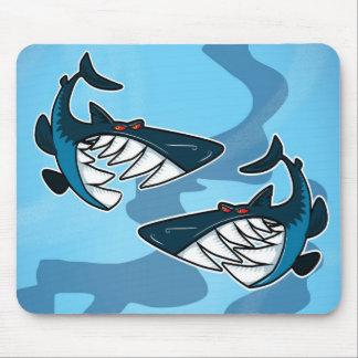 Sharks Mouse Mat