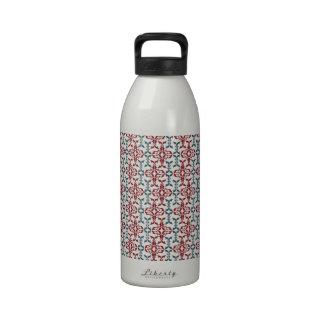 Sharks Pattern Water Bottles