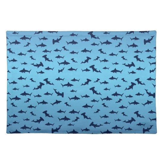 Sharks Place Mats