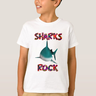 Sharks Rock T-Shirt