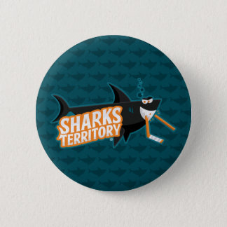 Sharks Territory - Button