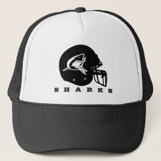 SHARKS Trucker Hat
