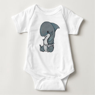 Sharky Baby Bodysuit