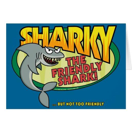 Sharky Cards