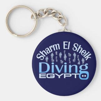 SHARM EL SHEIK key chain