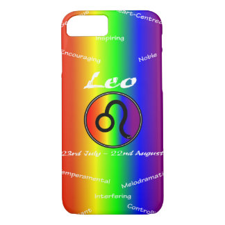 Sharnia Leo Mobile Phone Case (Rainbow)