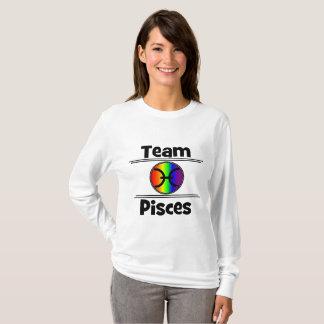 Sharnia Pisces Long Sleeve Top (Rainbow)