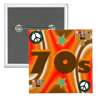 Sharnia's '70s' Square Badge