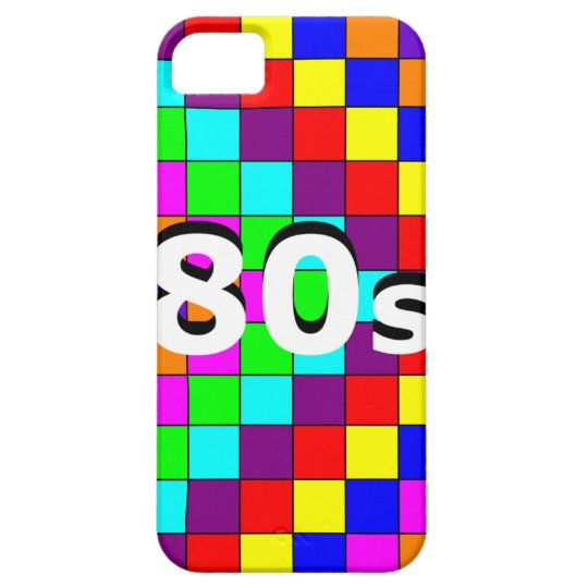 Sharnia's '80s' Mobile Phone Case