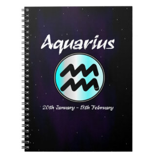 Sharnia's Aquarius Photo Notebook (80 Pages B&W)