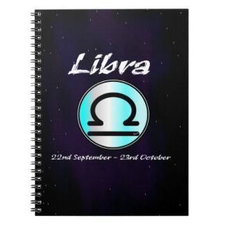 Sharnia's Libra Photo Notebook (80 Pages B&W)