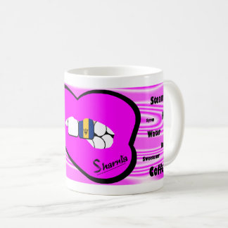 Sharnia's Lips Barbados Mug (PINK Lip)