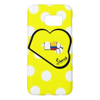 Sharnia's Lips Columbia Mobile Phone Case Yl Lips