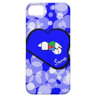 Sharnia's Lips Eritrea Mobile Phone Case Blu Lips