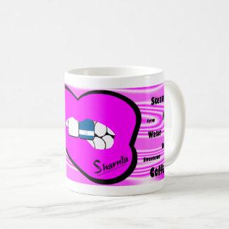 Sharnia's Lips Honduras Mug (PINK Lip)
