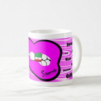 Sharnia's Lips Iran Mug (PINK Lip)