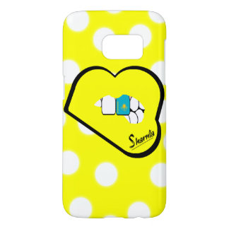 Sharnia's Lips Kazakhstan Mobile Phone Case Yl Lp
